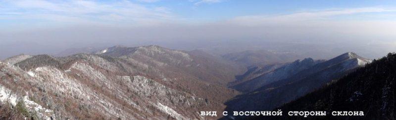гора СКАЛИСТАЯ (1239 м.), Путешественник