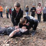 Навыки ПМП - искусственное дыхание