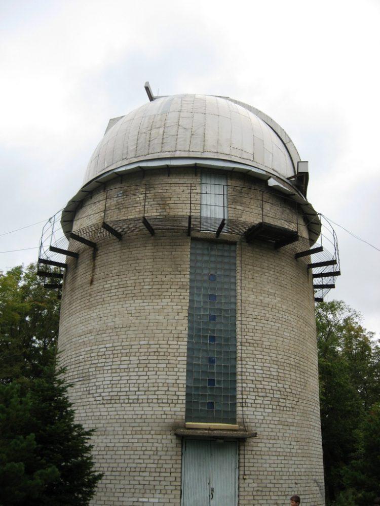 Солнечная обсерватория + Барановский вулкан, Путешественник