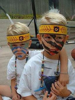 Индейцы, Путешественник