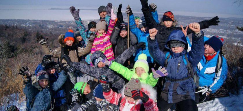 Детский туризм в Приморье или чем заняться детям на ВЕСЕННИЕ каникулы., Путешественник