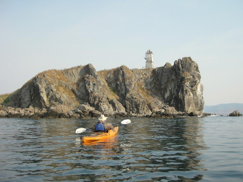 sea-kayak