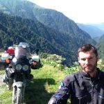 Мотопутешествие по Грузии, Путешественник