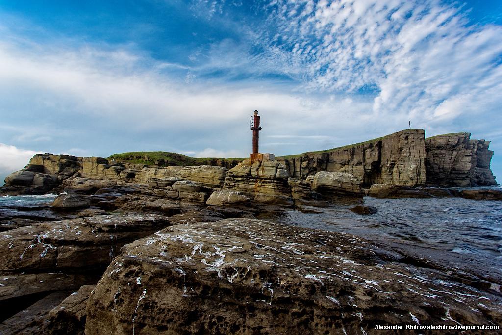 Мыс Тобизин – красота острова Русский, Путешественник