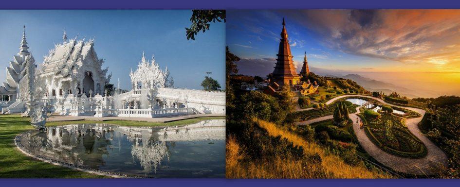 Путешествие по Северу Тайланда на мотоцикле (7 дней)